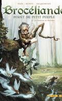 Brocéliande, forêt du petit peuple, Tome 1 : La fontaine de Barenton