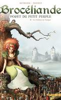 Brocéliande, forêt du petit peuple, Tome 2 : Le château de Comper