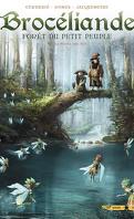 Brocéliande, forêt du petit peuple, Tome 5 : Le miroir aux fées