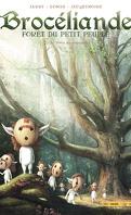 Brocéliande, forêt du petit peuple, Tome 7 : Le hêtre du voyageur