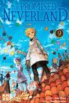 couverture The Promised Neverland, Tome 9 : Début des hostilités