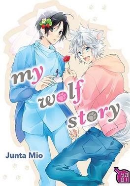 Couverture du livre : My wolf story