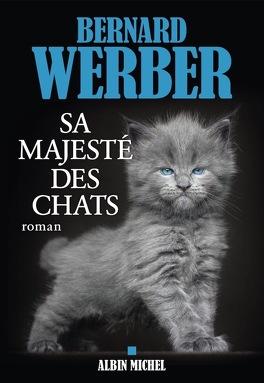 Couverture du livre : Sa majesté des chats