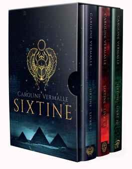 Couverture du livre : Sixtine (La trilogie complète)