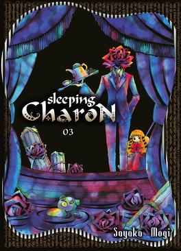 Couverture du livre : Sleeping Charon, Tome 3