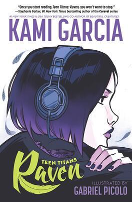 Couverture du livre : Teen Titans Raven