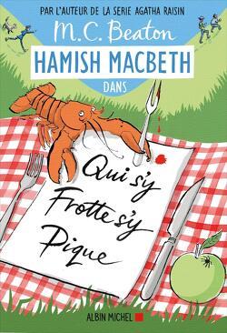 Couverture de Hamish Macbeth, Tome 3 : Qui s'y frotte s'y pique
