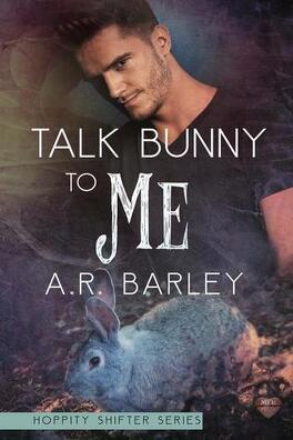Couverture du livre : Hoppity Shifter, Tome 2 : Talk Bunny to me