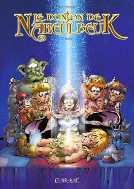 Couverture du livre : Le Donjon de Naheulbeuk, Tome 20