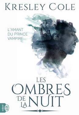 Couverture du livre : Les Ombres de la nuit, Tome 16 : L'Amant du prince vampire