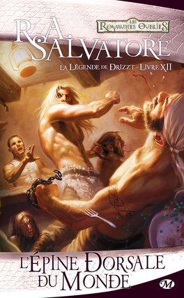 Couverture du livre : Les Royaumes oubliés - La Légende de Drizzt, tome 12 : L'épine dorsale du monde