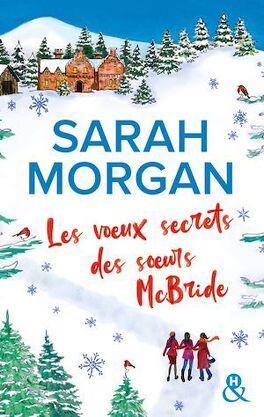 Couverture du livre : Les Vœux secrets des sœurs McBride