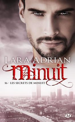 Couverture du livre : Minuit, Tome 16 : Les Secrets de minuit