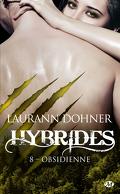 Hybrides, Tome 8 : Obsidienne