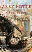 Harry Potter, Tome 4 : Harry Potter et la coupe de feu (Illustré)