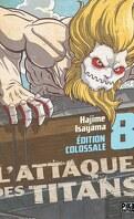 L'Attaque des Titans - Édition colossale, Tome 8