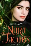 couverture Nora Jacobs, Tome 2 : Désirée