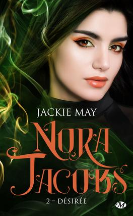 Couverture du livre : Nora Jacobs, Tome 2 : Désirée
