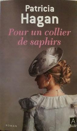 Couverture du livre : Pour un Collier de Saphirs