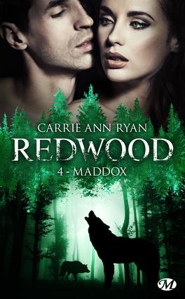 Couverture du livre : Redwood, Tome 4 : Maddox