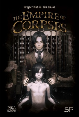 Couverture du livre : The Empire of Corpses