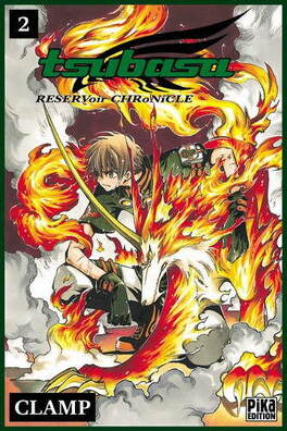 Couverture du livre : Tsubasa Reservoir Chronicle, tome 2