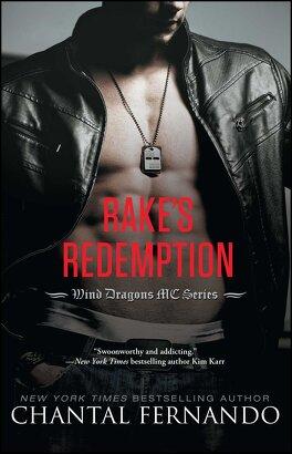 Couverture du livre : Wind Dragons MC, Tome 4 : Rake's Redemption