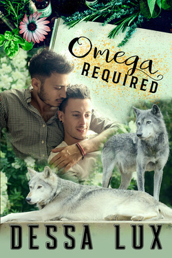 Couverture de Wolves in the World, Tome 1 : Omega Required