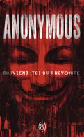 Anonymous : souviens-toi du 5 novembre