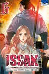 couverture Issak, Tome 6