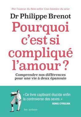 Couverture du livre : Pourquoi c'est si compliqué l'amour ?