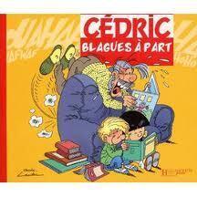 Couverture du livre : Cédric blagues à part