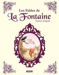 Couverture de Les fables de la Fontaine l'intégrale