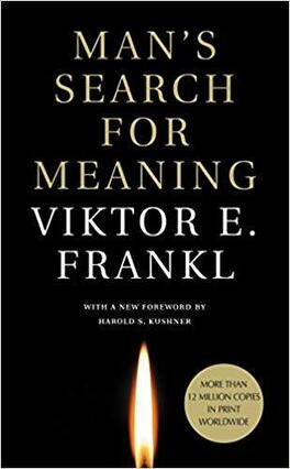Couverture du livre : Man's Search for Meaning