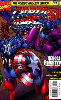 Captain America Vol 2 #12 : Heroes Reunited Part 4: Let It Be