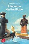 couverture L'Inconnu du Pacifique