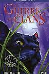 couverture La Guerre des Clans, le Pouvoir des Étoiles, Tome 3 : Exil