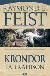 couverture Le legs de la faille, Tome 1 : Krondor : La Trahison