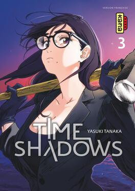 Couverture du livre : Time Shadows, Tome 3