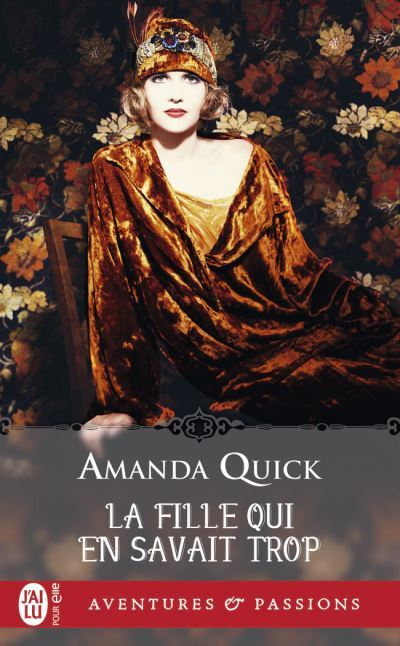 Burning Cove t1 - La fille qui en savait trop de Amanda Quick