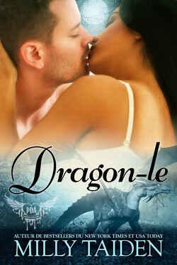 Couverture de Agence de rencontres paranormales, Tome 8 : Dragon-Le