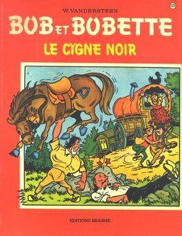 Couverture du livre : Bob et Bobette: le cygne noir