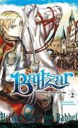 Baltzar : La Guerre dans le sang, Tome 2