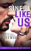 Like Us, Tome 5 : Sinful Like Us