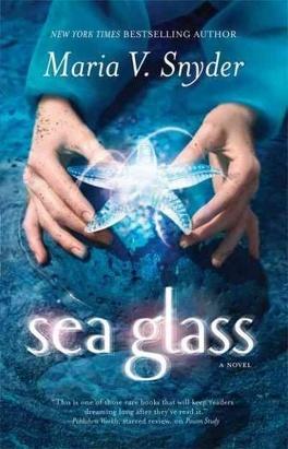 Couverture du livre : Glass, Tome 2 : Sea Glass