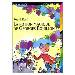 Couverture du livre : La Potion magique de Georges Bouillon