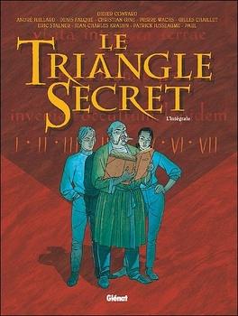 Couverture du livre : Le Triangle secret, Intégrale
