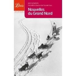 Couverture du livre : Nouvelles du Grand Nord