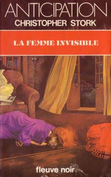 Couverture du livre : FNA -1108- La femme invisible