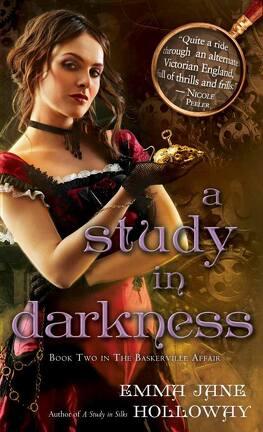 Couverture du livre : L'Affaire Baskerville, Tome 2 : A Study in Darkness